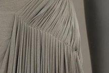 Fabric Manipulation / Techniques, inspiration