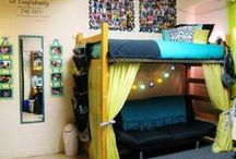 Dorm Room Décor / The inspiration you need to make your dorm room an awesome place to live!