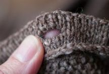 knit tips / information, how-tos, tips and tricks for knitting