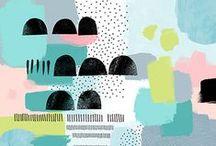 Diseño   Motivos & Patrones / Una colección de motivos y patrones, conocidos como patterns, para inspirarme e inspirarte. Dejate cautivar por la simetria de estos bellos motivos, por sus colores y su tono.  #patterns #pattern #motivos #patrones #textures