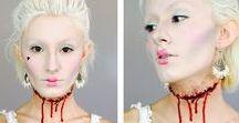 Halloween makeup / Halloween and customer makeup inspiration