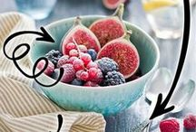 """Food Photography Tips & Tricks / Here are all the best posts that we can find to help you do better food styling. Here are the """"how tos"""" of food styling for bloggers, chefs, cooks and bakers."""