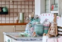 Kitchen | Vintage Decor