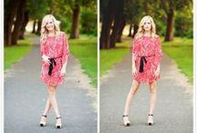 Senior Girl Poses / by Jen Sharon