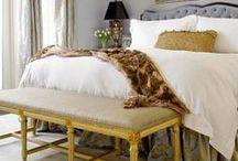 Home Decor: master bedroom / creating a master retreat
