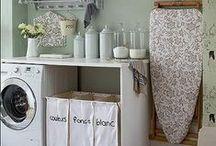 Organization: laundry rooms / fresh laundry room decor and organization