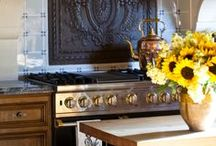 Home Decor: kitchens / beautiful inspiration for creating your dream kitchen