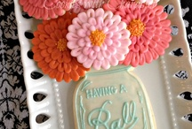 decorated cookies / by Karen Jones