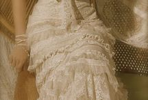 Love Affair With Lace / by Rebecca Pearson