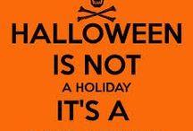 Halloween and Skulls / by Joanna Ball