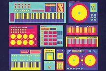 Music technologi / about gear, boxes and music stuff.