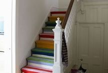 HALLWAY/STAIRS LOVE / by Lynne Thompson