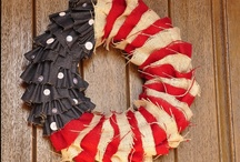 Summertime Blues / 4th of July, Labor Day, Memorial Day and all summer long recipes and outdoor fun ideas / by Eeyoraus Earthmuffin