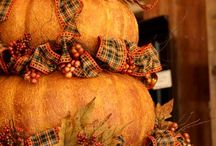 Fall things( my favorite time of year) / by Susie Brown