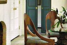 Home Decor: color inspiration / inspiring home color palettes