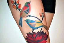 Tattoo / by Melissa Maaske