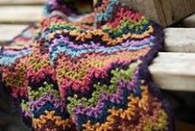 Crochet & knitting projects / crochet and knitting tutorials and ideas