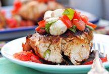 Recipes: Main entree / the main dish: casseroles, meats, crockpot meals, one dish dinners