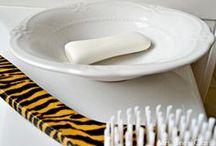 Organization: the bathroom / tips and tricks for organizing the bathrooom