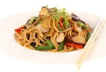 Asian and exotic foods / by Eeyoraus Earthmuffin
