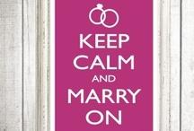 [ wedding ] - signs & stationary