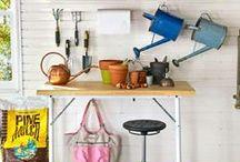 Organization: the garage / tools and ideas for garage organization