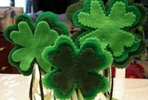 St. Patrick's Day / by Eeyoraus Earthmuffin