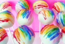 cake pops, cake balls and truffles / Cake ball, cake pops, and truffle recipe and instructons / by Eeyoraus Earthmuffin
