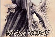 hedge witch / herbal, crystal, and other natural spell/craft work / by Eeyoraus Earthmuffin