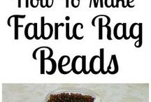 handmade beads / Handmade beads, tutorials, how to's. Paper, metal, mixed media. how to make paper beads, how to make copper tube beads, diy beads for jewelry making
