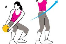 Health and fitness / Healthy foods, and Exercises. Get fit. Diy healthy recipes, work outs
