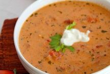 Soup recipes / Recipes for homemade soup, soup recipes