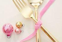 ~ღ~ Pink & Gold ~ღ~ / by ~ღ~Susan~ღ~