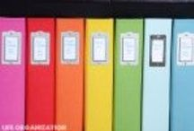 Binders- Holiday / For planning Thanksgiving, Christmas, and New Years.