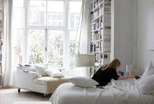 Dream house : studio / Practical and tidy ideas for small one room appartments and studios
