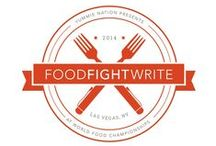 Food Fight Write Blog Conference!! / by Laura~Pink Cake Plate