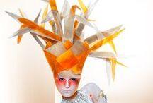 Wigs + Headwear / by Ali Roigard