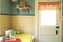 50's Kitchen / by Eva Dejmo