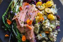 under the sea / Seafood recipes  / by Eeyoraus Earthmuffin