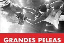 GRANDES PELEAS / Conoce los facts de los grandes Campeones en face to face de las peleas más memorables.