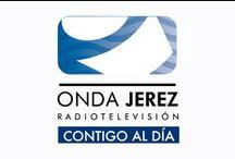 Contigo al día / Programa de Onda Jerez Radio. Conducido por Chari Jiménez. De Lunes a Viernes, a partir de las 8'30 horas.