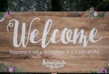 Nuestra creatividad para bodas / En Connubivm realizamos trabajos llenos de creatividad para hacer una boda única y personal