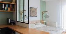 Les réalisations MH DECO / Appartements, maisons, villas, bureaux, commerces... Découvrez les dernières réalisations des décorateurs et architectes d'intérieur MH DECO, réseau de franchise spécialisé en aménagement et design d'espace.