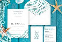 INVITACIONES BODA / Nuestras invitaciones de boda son el principio de las historias de amor más bonitas.