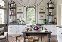 kitchen / Fabulous kitchen concepts and designs / by Mary Jo Bochner