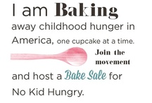 Bake Sale for No Kid Hungry