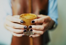 coffee time / by Anna Tomietto