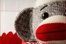 Sock Monkey Love / by Christa Phelps