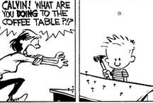 Calvin*N*Hobbes / by Amanda Weller