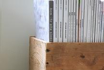 Storage / Cute, clever and convenient storage ideas.